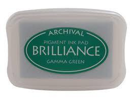 Brilliance -BR-21 Gamma Green