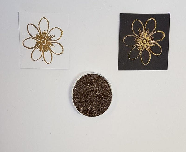 Embossing Powder - Thick Gold BULK
