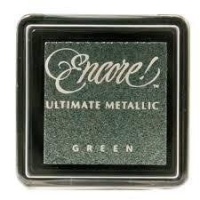 Encore Ultimate Metallic US 008 Green