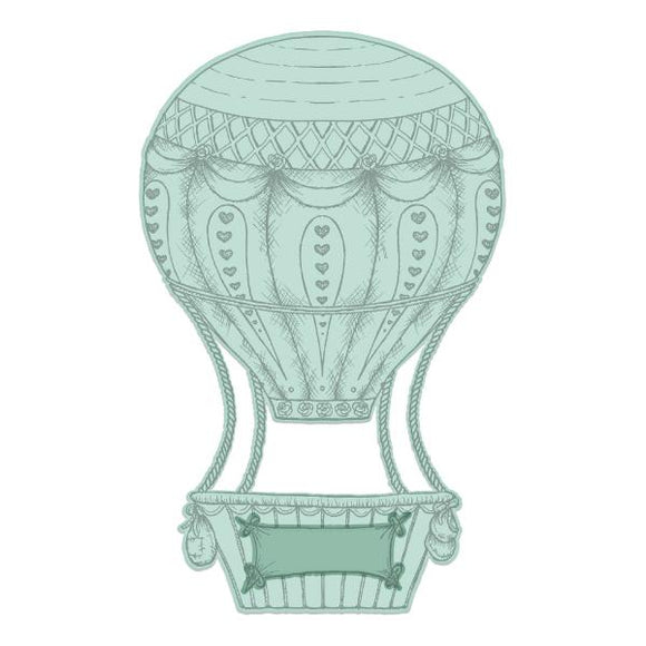 HCD1-7299 - Baby's Air Balloon Die