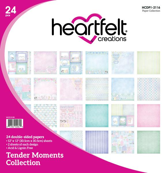HCDP1-2116 - Tender Moments Paper Collection