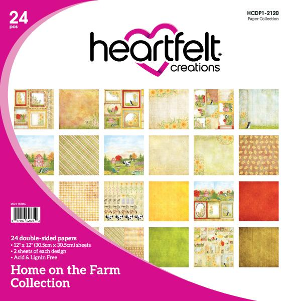 HCDP1-2120 : Home on the Farm Paper Collection (Home on the Farm)