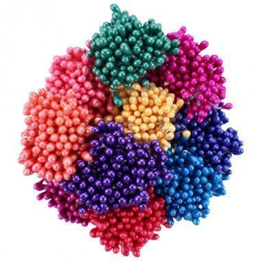 HCS1-458-2 Stamen Bundle - Bright Pearl - Medium