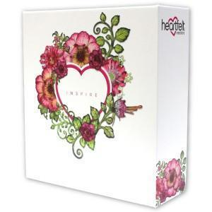 hcsb1-437 - Heartfelt Storage Binder