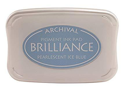 Brilliance - BR-74 - Pearlescent Ice Blue