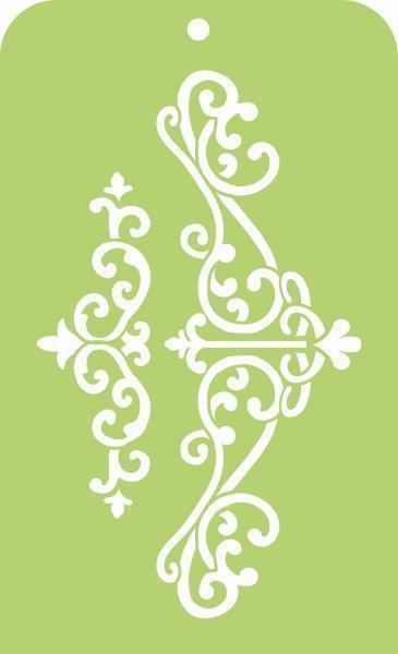 IT026 - Kaisercraft : Mini Designer Templates - Ornate