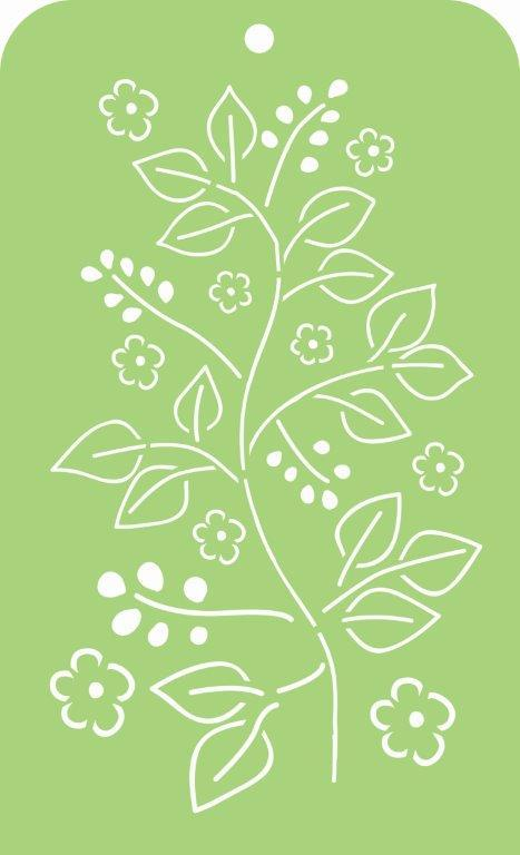 IT051 - Mini Designer Templates - Leaves