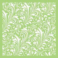 Kaisercraft : IT450 - Swirl Flourish 6 x 6 Designer Template