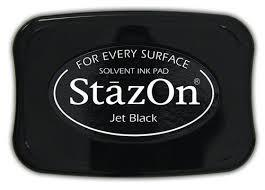 Stazon SZ-31 - Jet Black