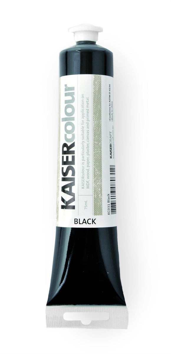 KC031 - Kaisercolour - Black