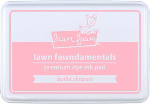 Lawn Fawn- Ballet slippers- ink pad