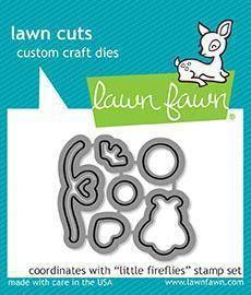 Lawn Fawn LF1594 - little fireflies
