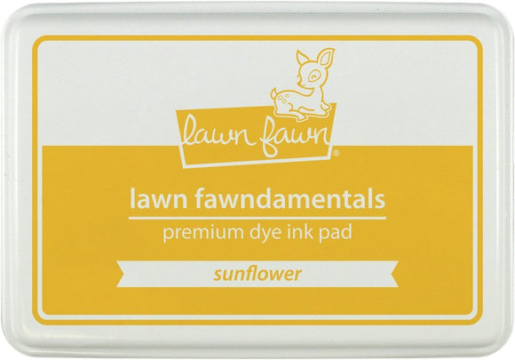 Lawn Fawn  LF862 Sunflower ink pad