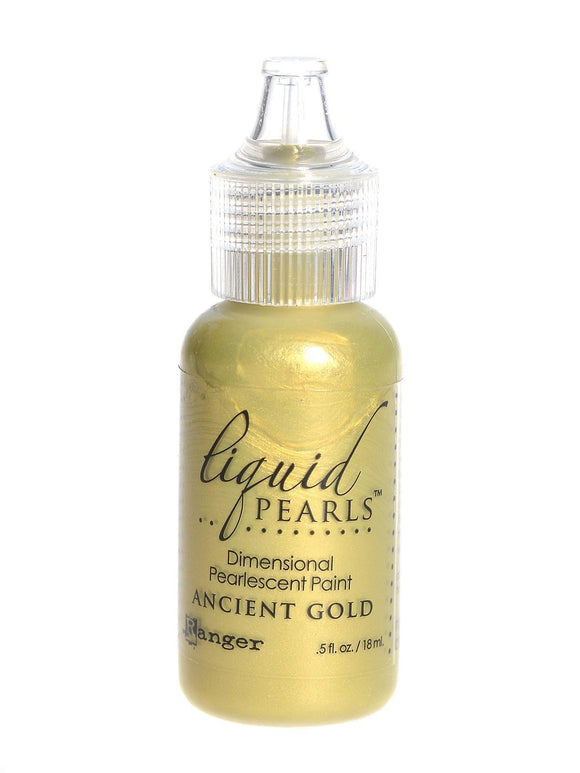Liquid Pearls - Ancient Gold