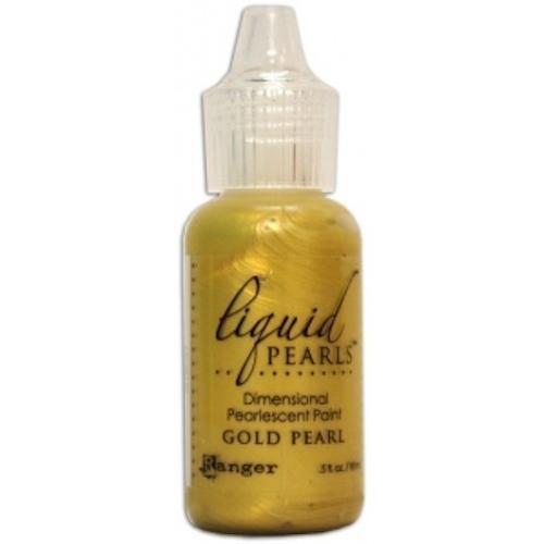 Liquid Pearls - Gold Pearl