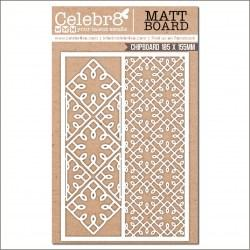 MB4648 : Chipboard (Celebr8 - Enchanted)