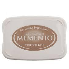 Memento - ME805 Toffee crunch
