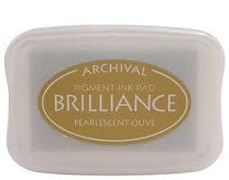 Brilliance - BR-53  Pearlescent Olive