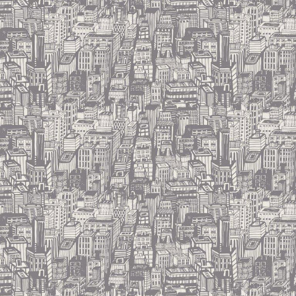 P2644 : Let's Go 12x12 Scrapbook Paper - Cities