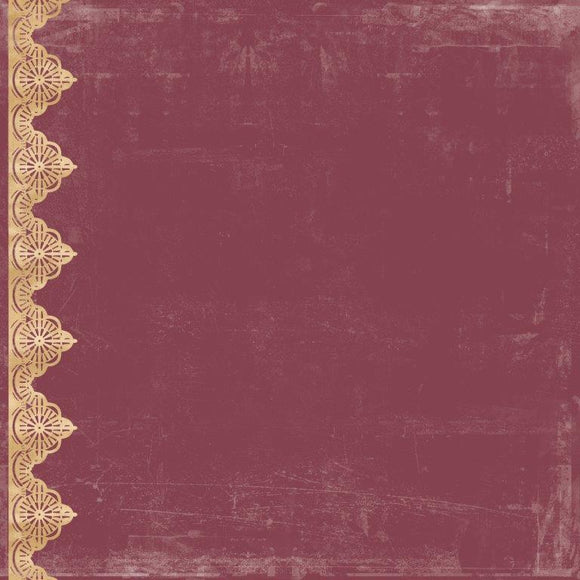 P2767 : Journey 12x12 Scrapbook Paper - Nomad