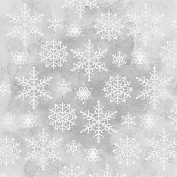 Kaisercraft : P2958 - Whimsy Wishes 12x12 Scrapbook Paper - SNOWFALL