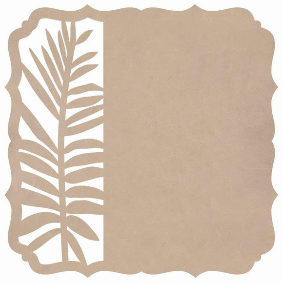PS553 : Whisper 12x12 Die Cut - Fern Bracket