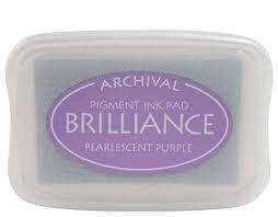 Brilliance -BR-36 Pearlescent Purple