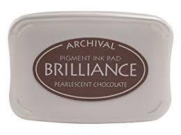Brilliance -BR-76 Pearlescent Chocolate