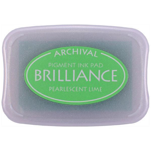 Brilliance -BR-42 Pearlescent Lime