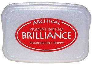 Brilliance -BR-63 Pearlescent Poppy