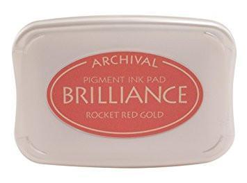Brilliance - BR-96  Rocket Red Gold