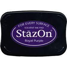 StazOn -SZ-101 Royal Purple