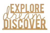 Kaisercraft :  SB2419 - BTP - Explore Dream Discover