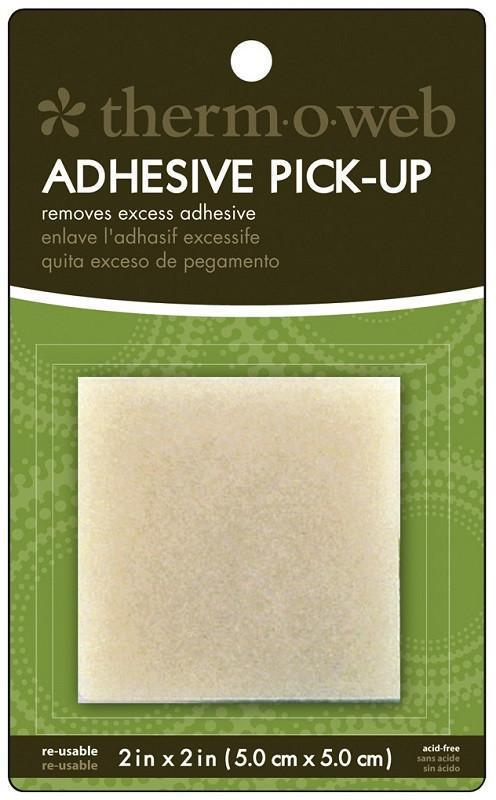 Thermoweb Reusable Adhesive pickup square 2