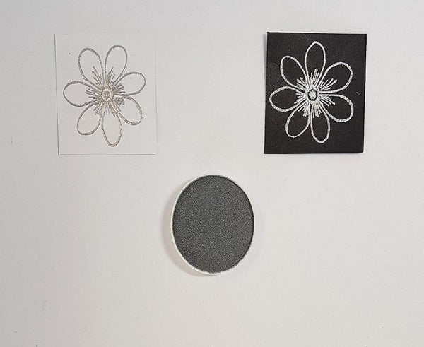 Embossing Powder - Silver BULK