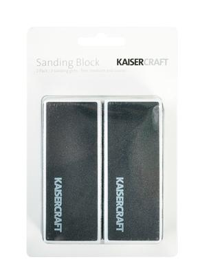 Kaisercraft T331- Sanding Block 2 Pack