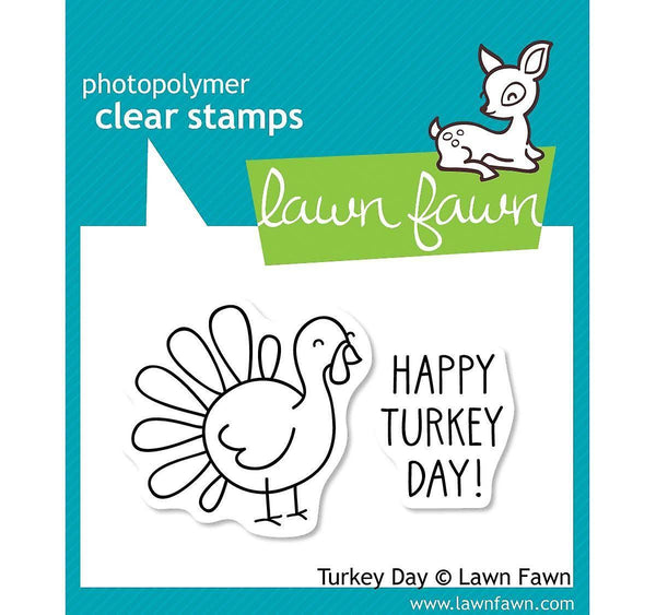 Lawn Fawn - LF359 Turkey day