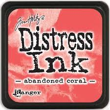 Ranger Distress Ink- Abandoned coral