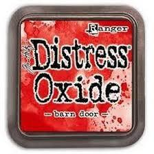 Ranger Distress Oxide Ink Pad - Barn door