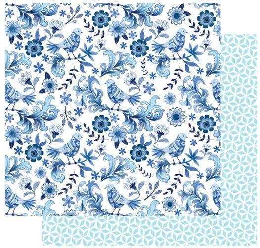 UCP2113 Blue Bayou Paper- Something Blue (Uniquely Creative)