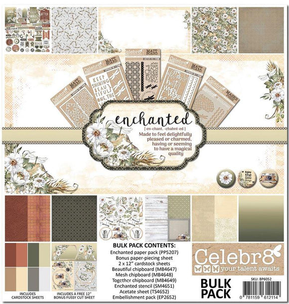BP6052 : Collection Pack (Celebr8 - Enchanted)