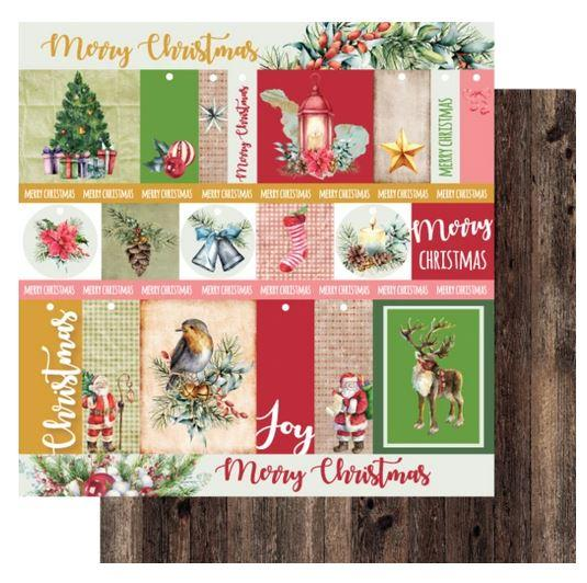 UCP2120 Christmas - Collection Holly Jolly Christmas (Uniquely Creative)