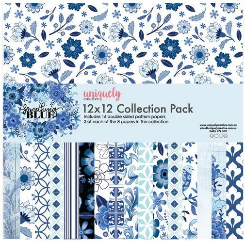 UCP2117 12x12 Collection Pack Something Blue