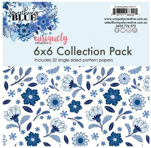 UCP2118 6x6 Collection Pack - Something Blue