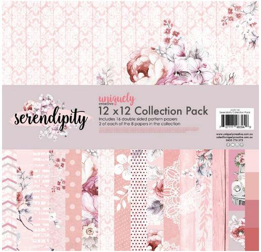 UCP2150 12x12 Collection Pack Serendipity