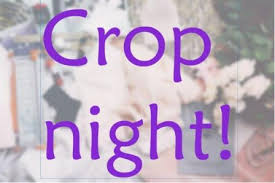 Crop Night Booking Fri 05/03/21