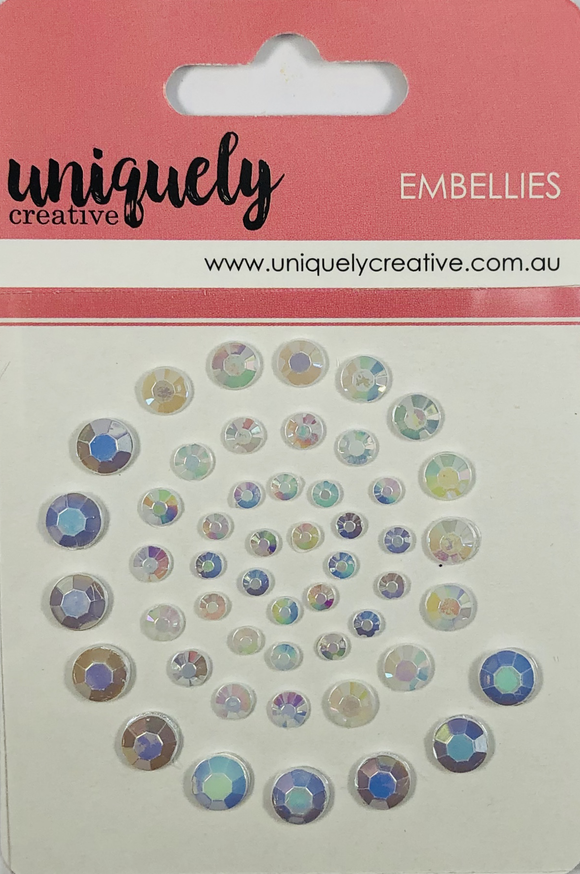 UCE1724 : Crystal Bling