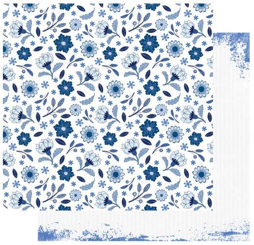 UCP2111 Delft Blue Paper- Something Blue (Uniquely Creative)