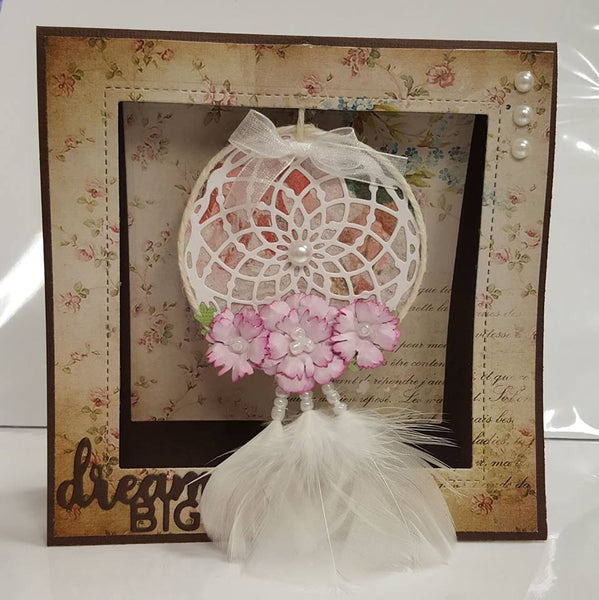 Dreamcatcher Window Card Kit (CK)