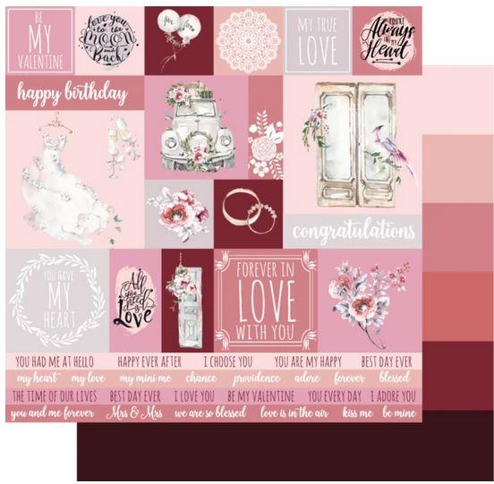 UCP2148 Forever - Collection Serendipity (Uniquely Creative)